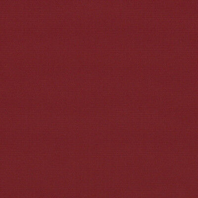 Sunbrella Burgundy 4631-0000 Awning Marine Outdoor Fabric 46
