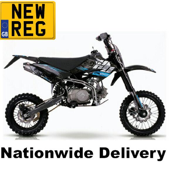 Brand New Road Legal Registered Wpb Crf70 125 Enduro Pitbike