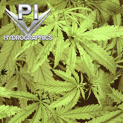 Hydro Dipping Water Transfer Printing Hydrographic Film Krypto Weed Large Rc-433