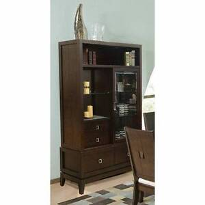 ~**NEW condition, buffet & hutch (china cabinet)**~ North Shore Greater Vancouver Area image 1