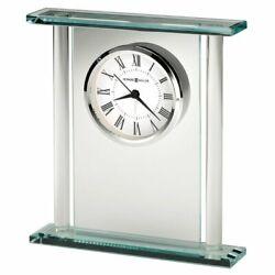 Howard Miller Julian Tabletop Clock W / Alarm - New In Box