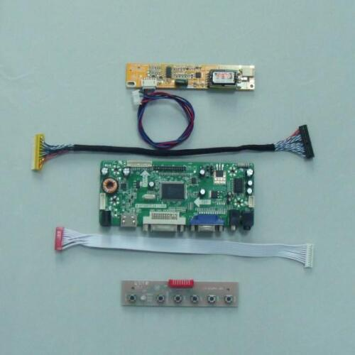 LCD panel controler part