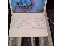 GONOTE GNT10WT WHITE NOTEBOOK