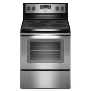 30'' Stove, Convection, Whirlpool