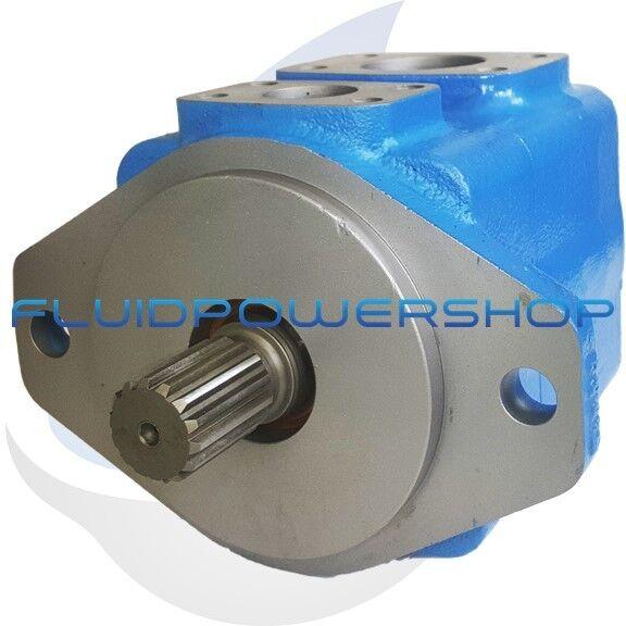 New Aftermarket Vickers® Vane Pump 45v50a-1b22l / 45v50a 1b22l