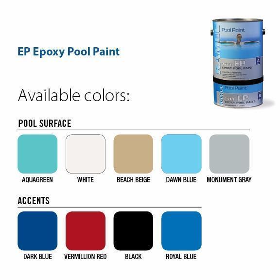 peinture epoxy ramuc pour piscine hot tubs pools. Black Bedroom Furniture Sets. Home Design Ideas