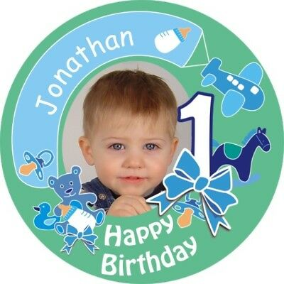 oto für 1. Kindergeburtstag Jungen, tolle Tortendekoration (1. Geburtstag Dekorationen Für Junge)