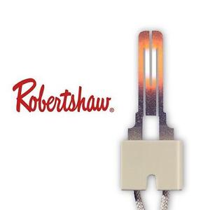 NEW ROBERTSHAW FURNACE IGNITOR HOT SURFACE FURNACE INGNITOR 102102561