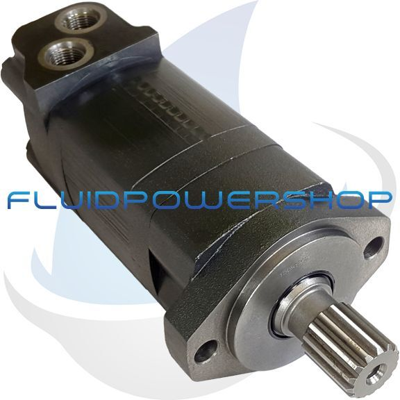 New Aftermarket Tf0100ms030aaaa Parker Motor Free Shipping