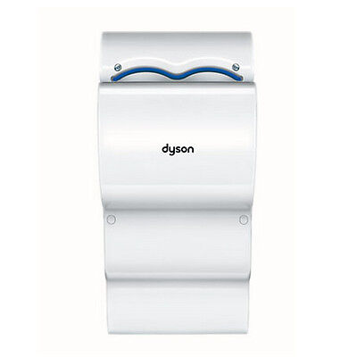 Dyson Airblade dB AB14-W-HV Hand Dryer, White ABS, High Voltage, 208-240V