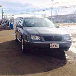 2007 VW Jetta City