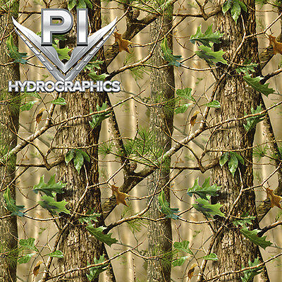 Hydrographic Film Hydro Dipping Water Transfer Print Film Timbertec Camo Rc210