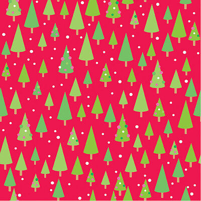Christmas Tree Costume For Kids (Christmas Candy Red Trees for Riley Blake, 1/2 yard 100% cotton)
