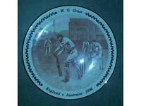 WG Grace Royal Doulton Collectors plate