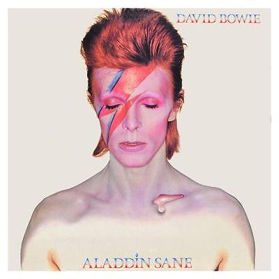 David Bowie  **POSTER**  Aladdin Sane  -  LARGE POSTER  -  AMAZING IMAGE