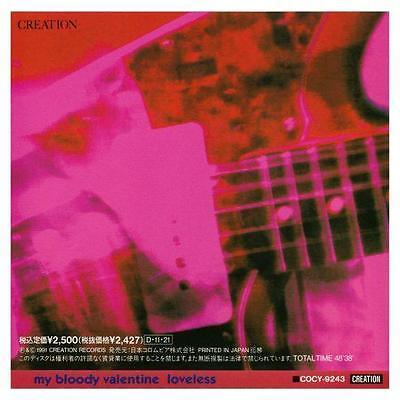 My Bloody Valentine POSTER  **HUGE** MBV Japan Promo Ad Kevin Shields Indie Rock