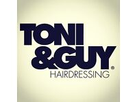 Hair models needed at toni&guy