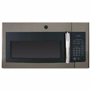 Over-The-Range Microwave, 1.6 Cu. Ft., Slate