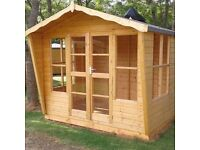 DRIVER / SHED INSTALLER WANTED