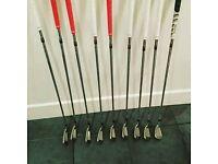 Taylormade RAC OS2 Golf Clubs 3-SW