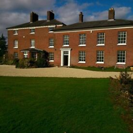 Room to rent in large manor house