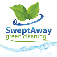 Unleash your inner GREEN!  Experienced Residential Cleaners