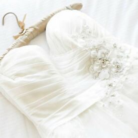 Wedding Dress Cleaning - Lovingly Hand Washed