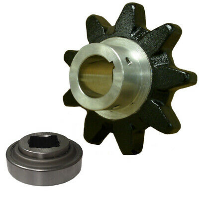 9 Tooth Sprocket Bearing 140703 125009 Fits Ditch Witch Trenchers