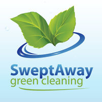 GO GREEN! Fun, Fit & Fabulous! Experienced Residential Cleaners