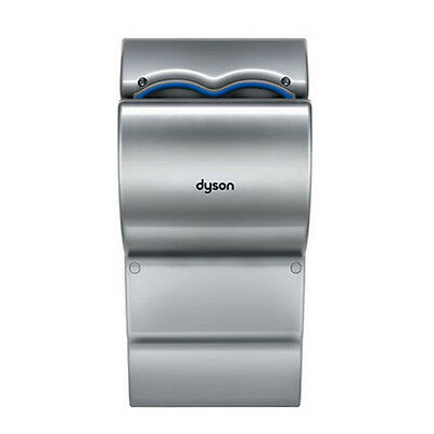 Dyson Airblade dB AB14-G-HV Hand Dryer, Steel-Gray ABS, High Voltage, 208-240V