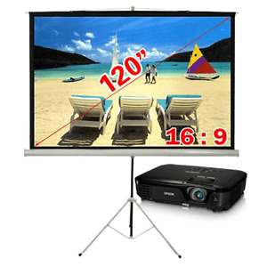Audio visual rentals  business for sale