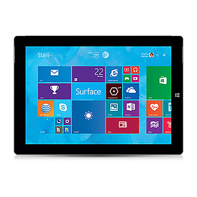 Microsoft Surface 3 64GB, Wi-Fi + 4G Tablet PC, 10.8in WINDOWS 8.1 Silver FR