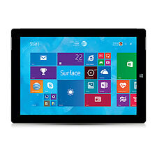 Microsoft Surface 3 64GB, Wi-Fi + 4G (AT&T Unlocked), 10.8in - Silver - SRB