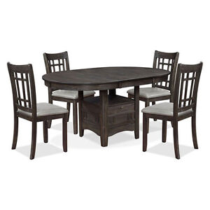5 piece dining set,