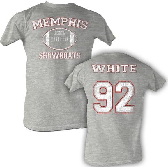 Memphis Southmen WFL 1974 Logo Men/'s Lightweight Tee Shirt Sizes S-5XL