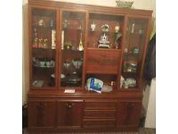 Furniture cupboard