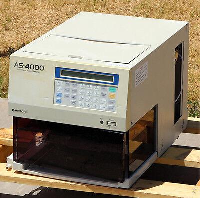 Hitachi As-4000 Intelligent Hplc Autosampler Auto Sampler