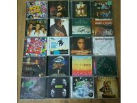 Big collection of CD's