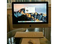 Apple imac late 2012