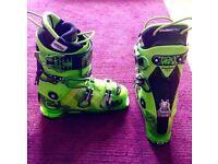 K2 Ski touring boots