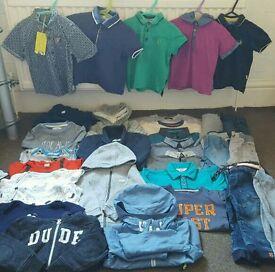 Boys clothing bundle 1-2 years