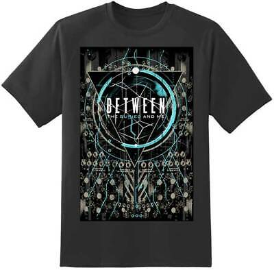 BETWEEN THE BURIED AND ME - T-SHIRT - BRAND NEW & LICENSED - MUSIC - (Between The Buried And Me T Shirt)