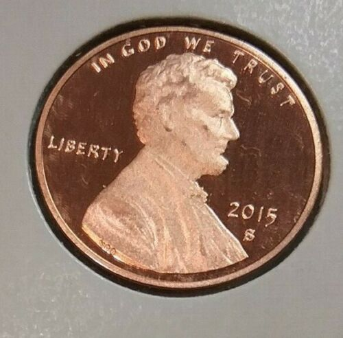 2015 Lincoln Shield Cent  S - Proof - Uncirculated