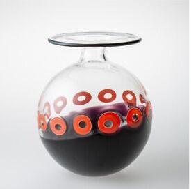 Vase - Carlo Moretti Double C limited Edition