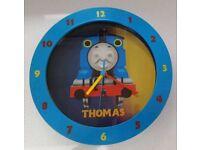 Thomas the Tank Engine Wall Clock