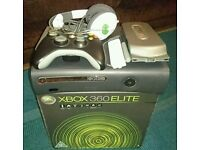 Xbox 360 black 60GB bundle