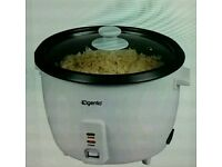 Elgento automatic electric rice cooker