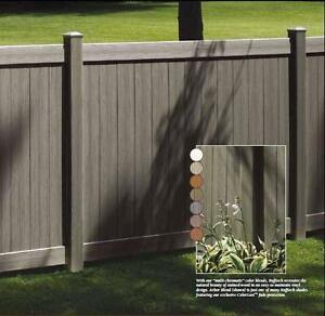VINYL IS FINAL, PERIOD! You Deserve the Best So Surrounded Your Back Yard Oasis With Vinyl Fence From D.C.L