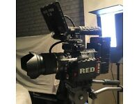 Videographer - Red Epic owner | Filmmaker | Cameraman | Music Videos | Editor