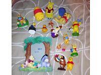 Winnie The Pooh Figures/Toy Bundle